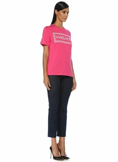 Versace Tişört Pembe